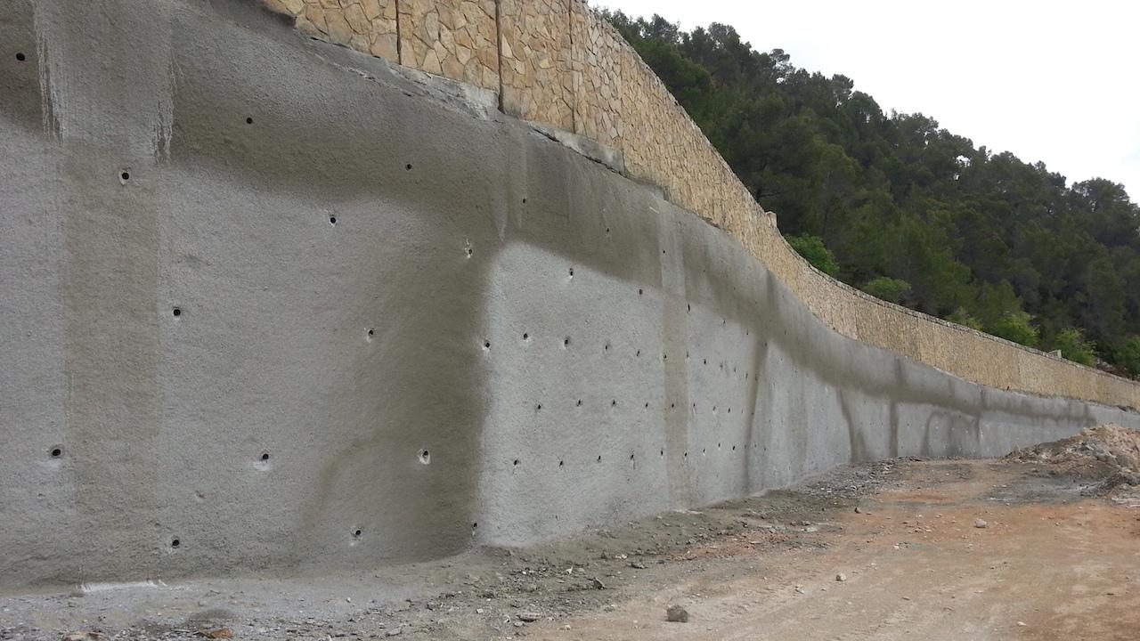 Taludes y Muros de Contencin SOLID